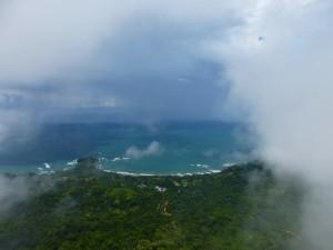 Wolken, Wald und Weite!