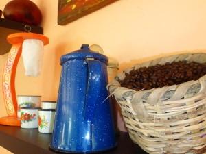 Traditionelle Kaffeezubereitung